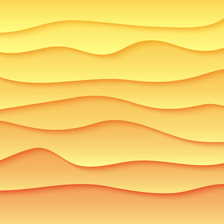 Abstract paper layers background