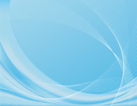 Aqua background, complete with wire frames; perfect for templates