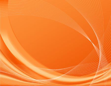Sfondo arancione, completo di filo di frame; perfetto per templi; contiene gradiente maglie  Archivio Fotografico - 1850732