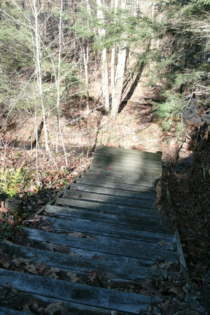 stairway to creek 1