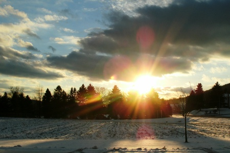 sunset-snow 1