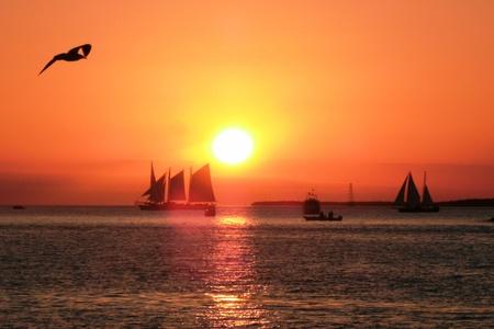 Sunset-Key West