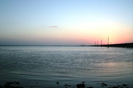 sunset-Marathon, Fl.
