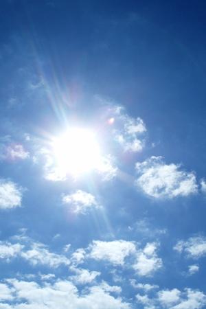 Florida zon Stockfoto