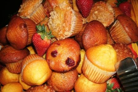 ASST. muffins