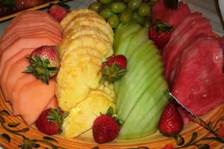 vruchten Stockfoto