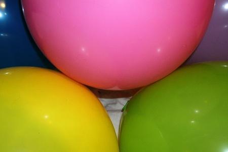 close-up ballonnen