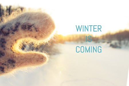 winter holidays, christmas and people concept. 스톡 콘텐츠