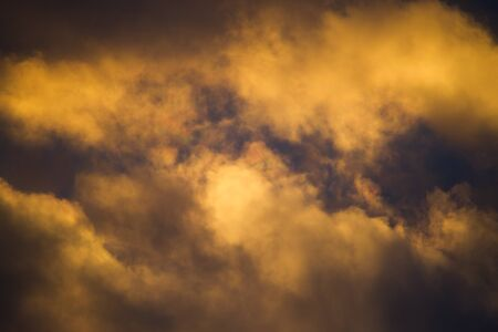Stormy clouds background. Dramatic sky