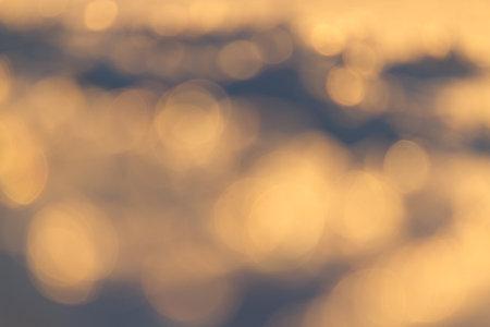Blurred abstract image of defocused melting snow Zdjęcie Seryjne