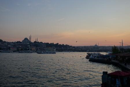 strait: Istanbul Strait of Bosporus