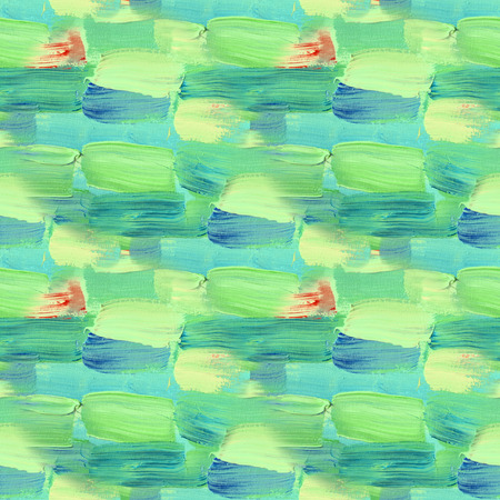 Small pattern with short hand drawn strokes. Seamless texture in impressionism style for web, print, fabric, textile, website, invitation card background, summer fall fashion or your design. Stock Photo