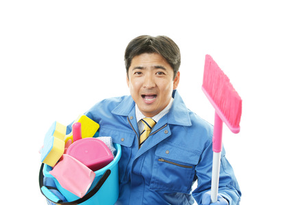 Janitorial cleaning service photo