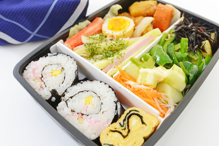 lunch box: Japanese lunch box