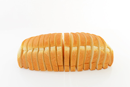 Fresh and tasty bread photo