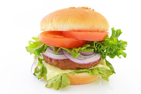 Delicious Hamburger photo