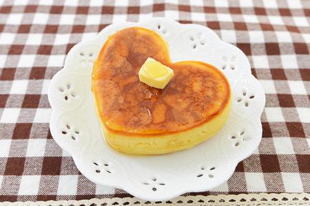 Delicious pancake photo