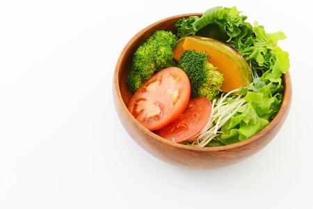 Fresh salad photo