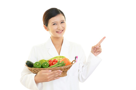 dietician: The dietician who smiles