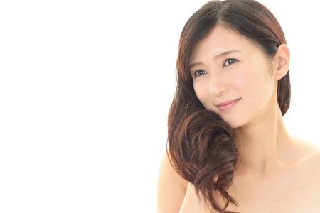 asian style: Women hair care