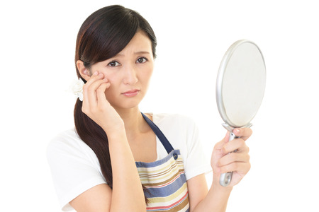 worries: Women skin worries