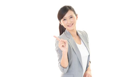 suggestions: Portrait of a young business woman
