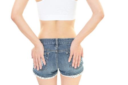 cuerpo perfecto femenino: Cuerpo femenino perfecto