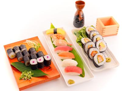 SUSHI: Sake with Sushi