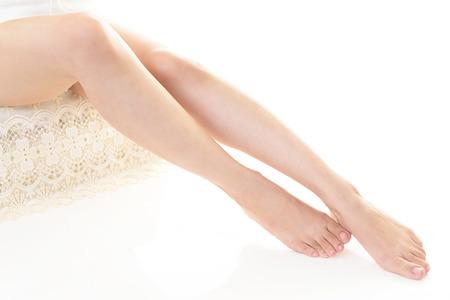 beautiful legs: Beautiful woman legs