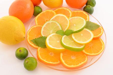 Citrus fruits Фото со стока
