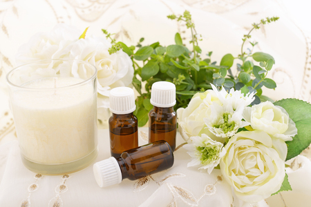 Essential oils Reklamní fotografie - 51112093