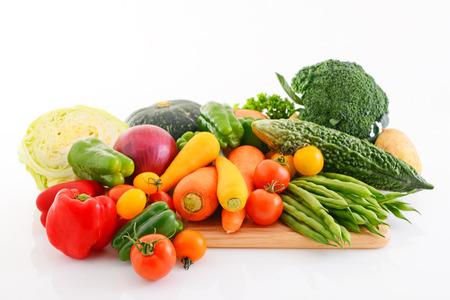 Fresh vegetables Stockfoto