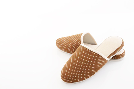 foot ware: Slippers Stock Photo