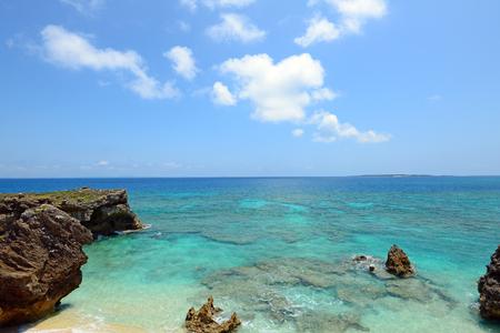 okinawa: Beautiful sea in Okinawa
