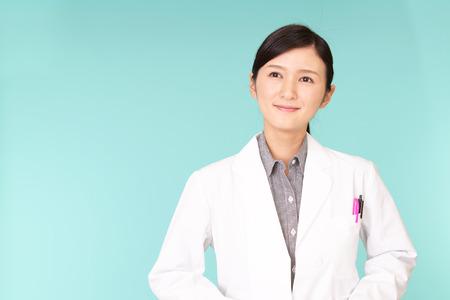 public welfare: Portrait of a pharmacist