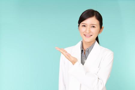 Portrait of a pharmacist