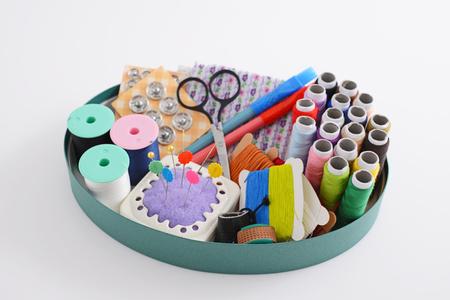 necessities: Sewing box