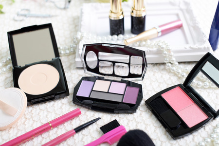 gloss: Cosmetics image Stock Photo