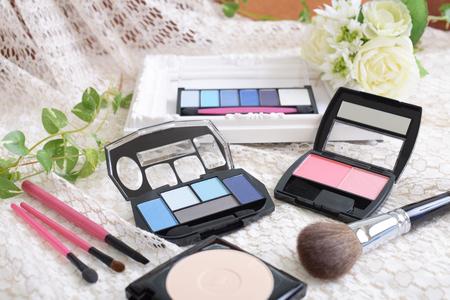 Cosmetics image Archivio Fotografico