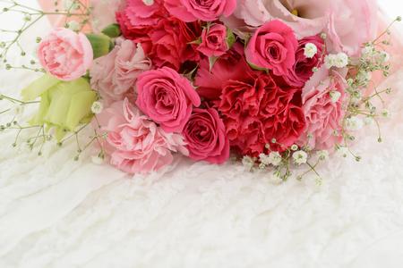 호화로운 꽃다발