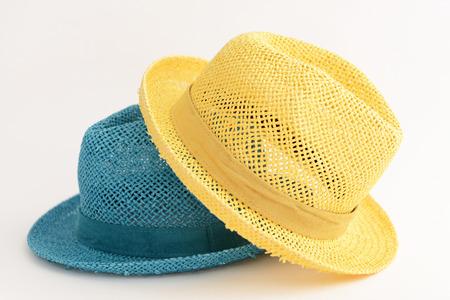 Fashionable hats Stock Photo