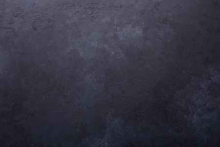 Dark stone texture background Copy space Flat lay 写真素材