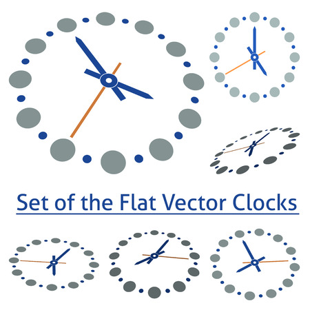 Set of the Flat Vector Clock for your own design