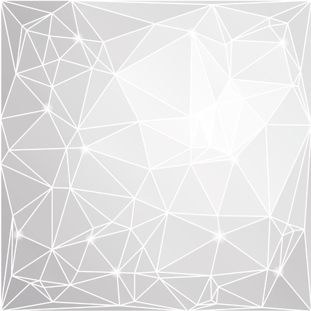 Abstract geometrical background for your own design  イラスト・ベクター素材