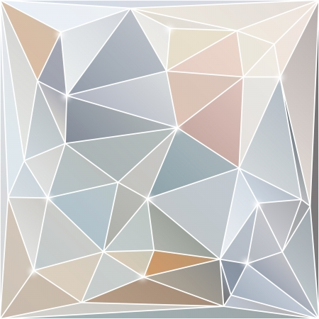 Abstract geometrical background for your own design Illustration