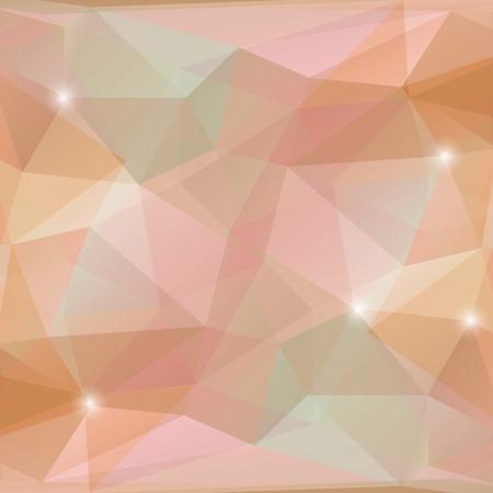 あなた自身の設計のための抽象的な幾何学的な背景