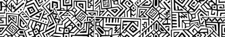 Creative ethnic style seamless pattern. Unique geometric. Perfect for screen background, site backdrop, wrapping paper, wallpaper, textile and surface design. Trendy boho tile. Standard-Bild - 127898706