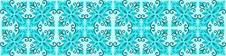 Azulejos ceramic tile design.