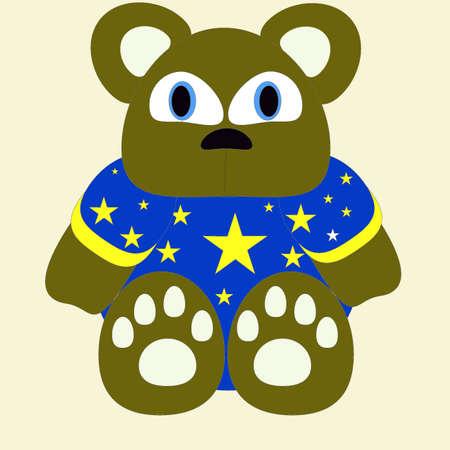 Bear illustration 1 illustration