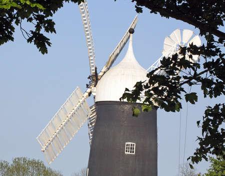 beautiful windmill Stock Photo - 9643428